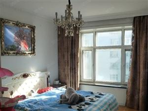 兴海花园正4楼南明厅落地窗119平米豪华装修