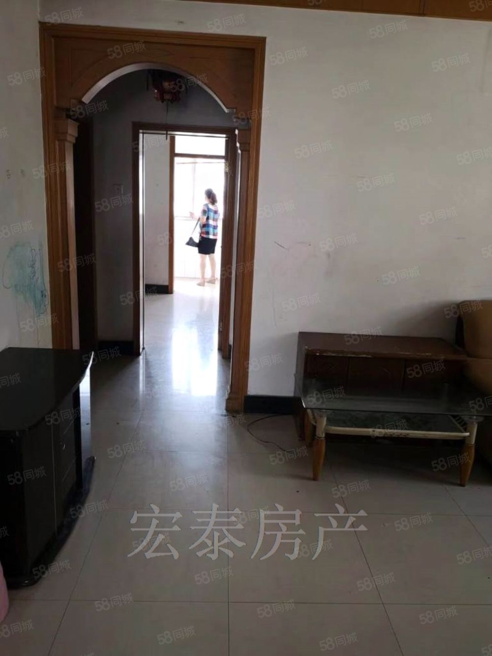 鼓樓四期西邊戶精裝3室上沛初中老證可分期