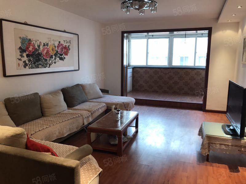碧麗園四樓精裝帶家具家電,年租1.5萬