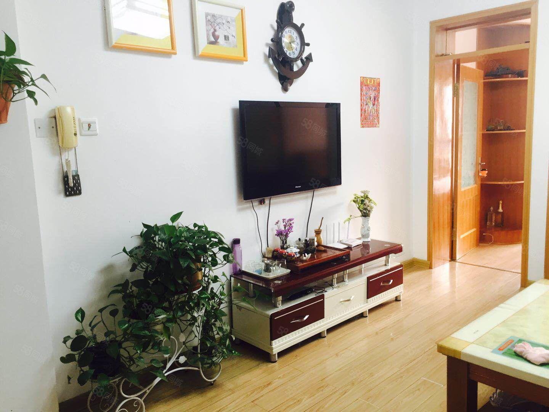 珠玑春晟小区精装两室南北通透进门客厅客厅很大公摊小