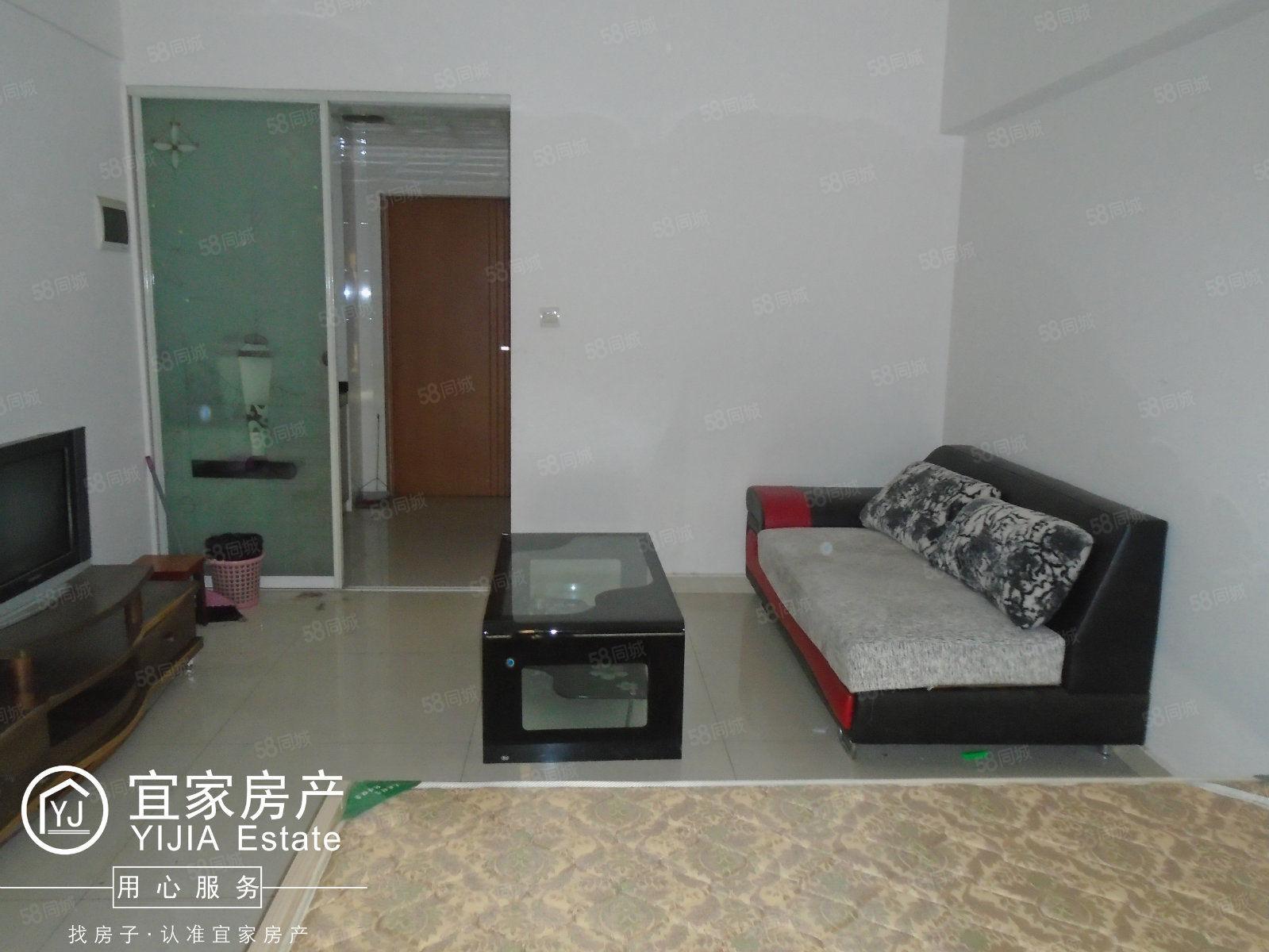 时代广场、1室1厅1卫、精装修、单身公寓、带全套家具澳门金沙平台