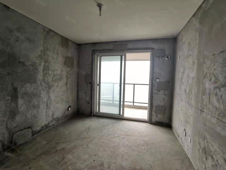 地铁口冠城2期毛坯小三房满2年无税好楼层前方无挡