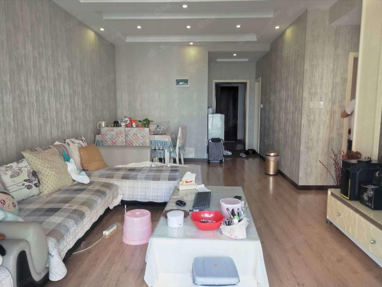之江名苑80平豪华装修2室送家具家电急卖49.8万