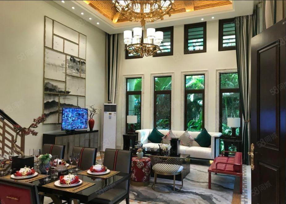 碧桂园珊瑚宫殿,克拉别墅|拎包入住,地上两层带花园,大产权