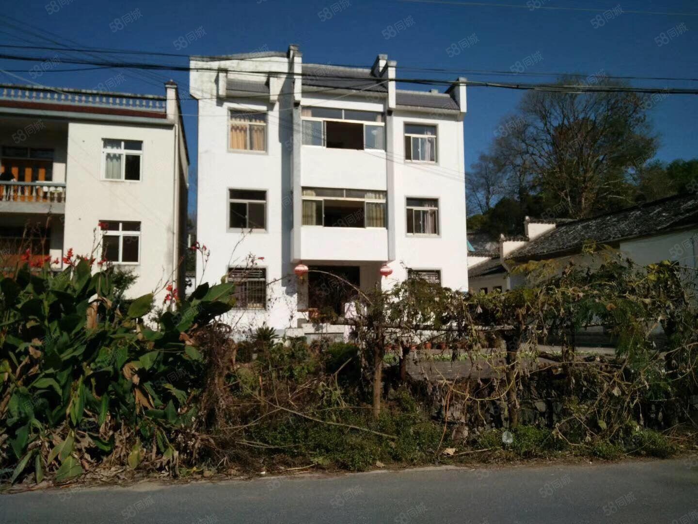 一到三层自建房+车子到家+可做民宿+发展空间超大