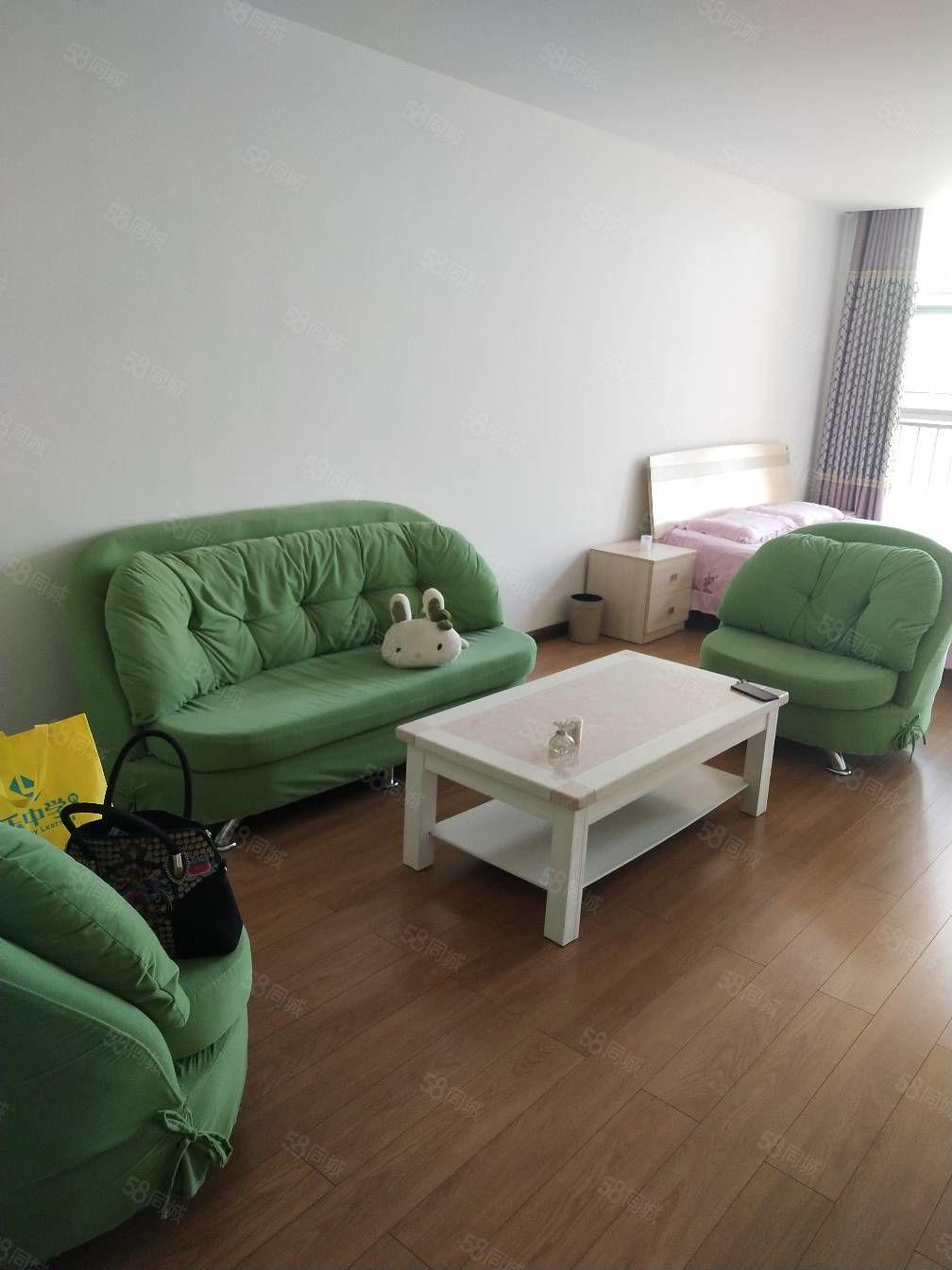 (可按揭)中房小公寓57平米中层带品牌家具家电有证可按揭