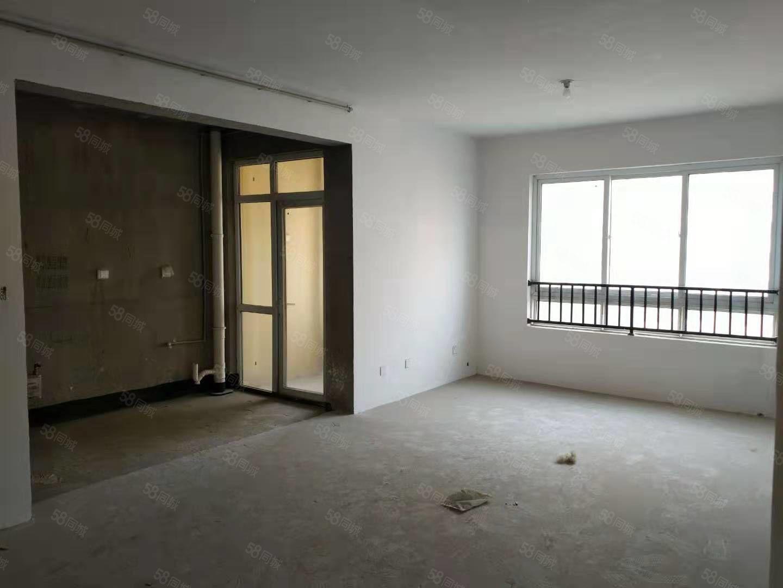 润园10楼95平2室毛坯61万
