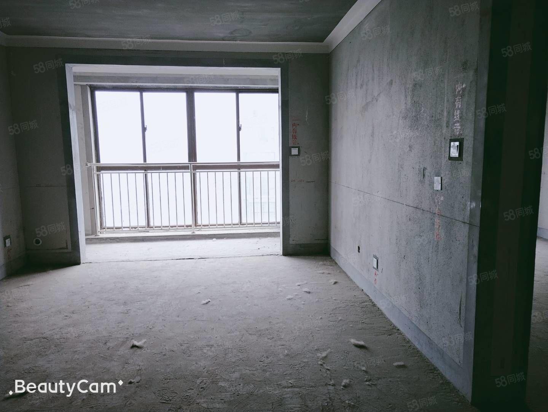 富園竹苑毛坯電梯大二房有儲藏室采光漂亮