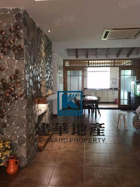 江滨花园步梯低楼层高档装修3房2低首付可过户按揭