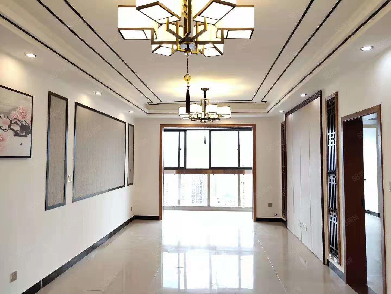 四中精装电梯大3居,可按揭,就读4小,江南水乡税费低