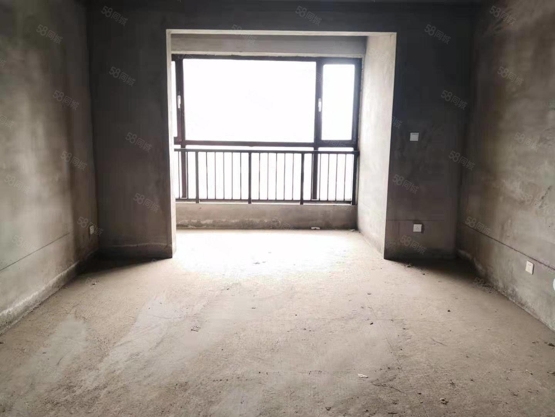 春晖广场三室两厅两卫138平毛坯包改名不含费