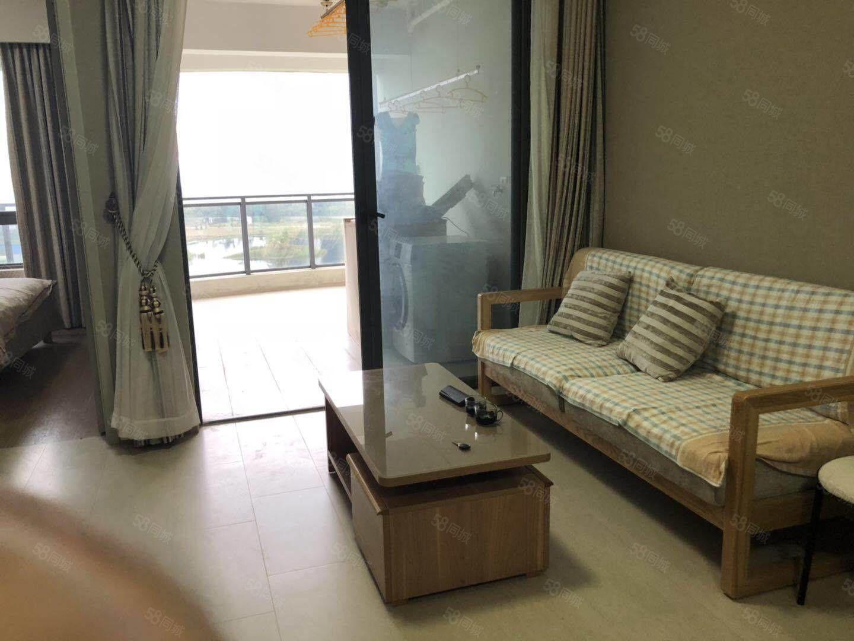金湾幸福海两房房东委托长租来电可看房精装拎包入住