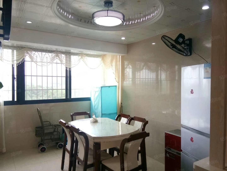 富安尊邸未来交通枢纽电梯高层精装三房拎包入住