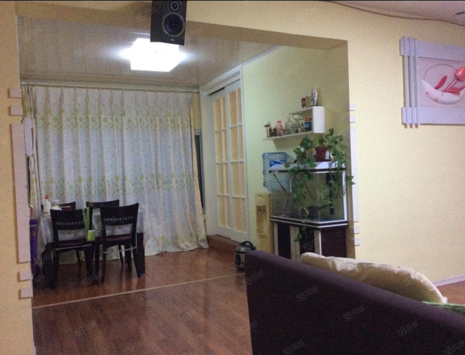 荣盛丽水华庭老证唯一省税可贷款带地下装修好3室2厅2卫