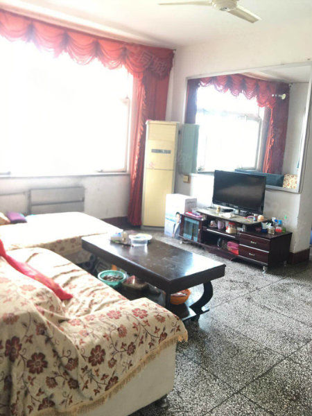黄楝树附近新华路雷锋小学家属院92平3室2厅户型合理有证
