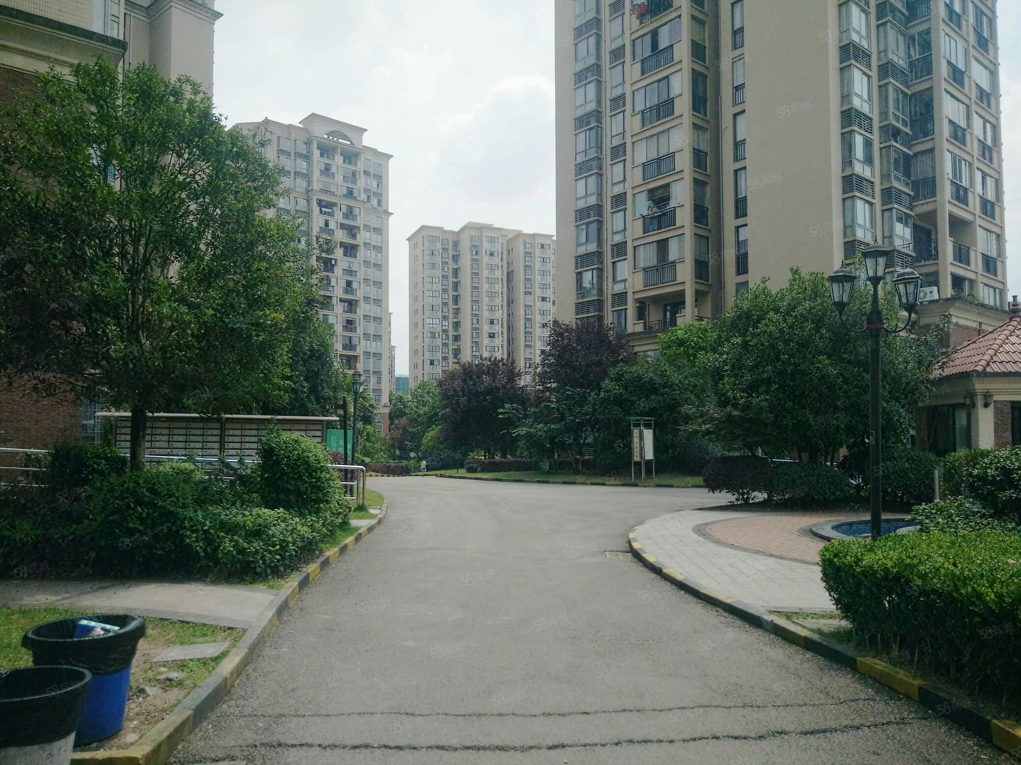 興茂A區精裝3房,拎包入住,學校公園旁,視野開闊