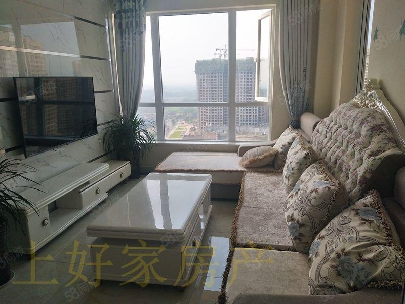 房东亏本急售君豪御园两室户型方正可贷款投资住家首选