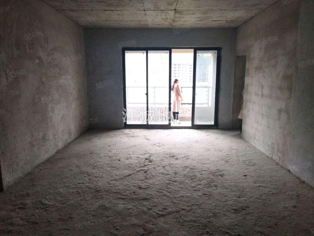 南岳清水湾全江景房出租,可租来公司员工住或者改成单身公寓