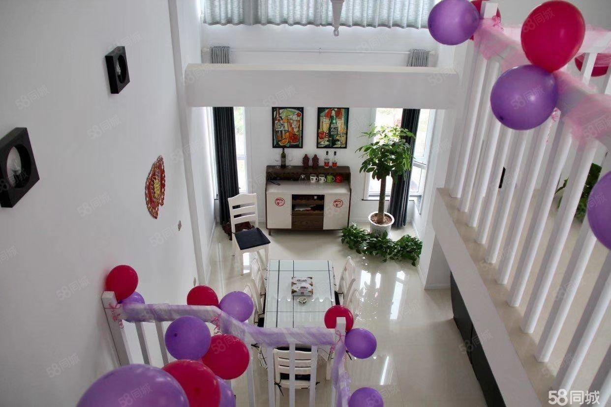 枫林绿洲4楼复式内置楼梯精装带储藏室带车位