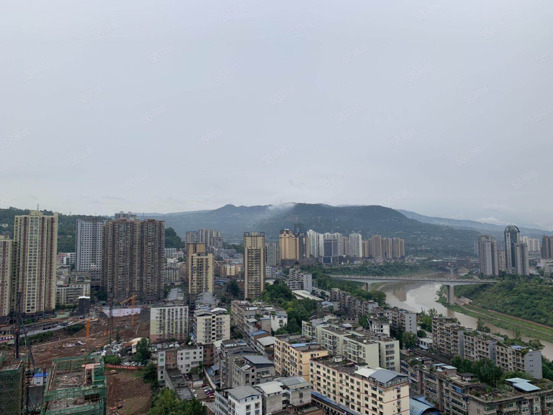 柳津桥国际城俯瞰巴城全景楼中楼只需一套普通电梯公寓价格