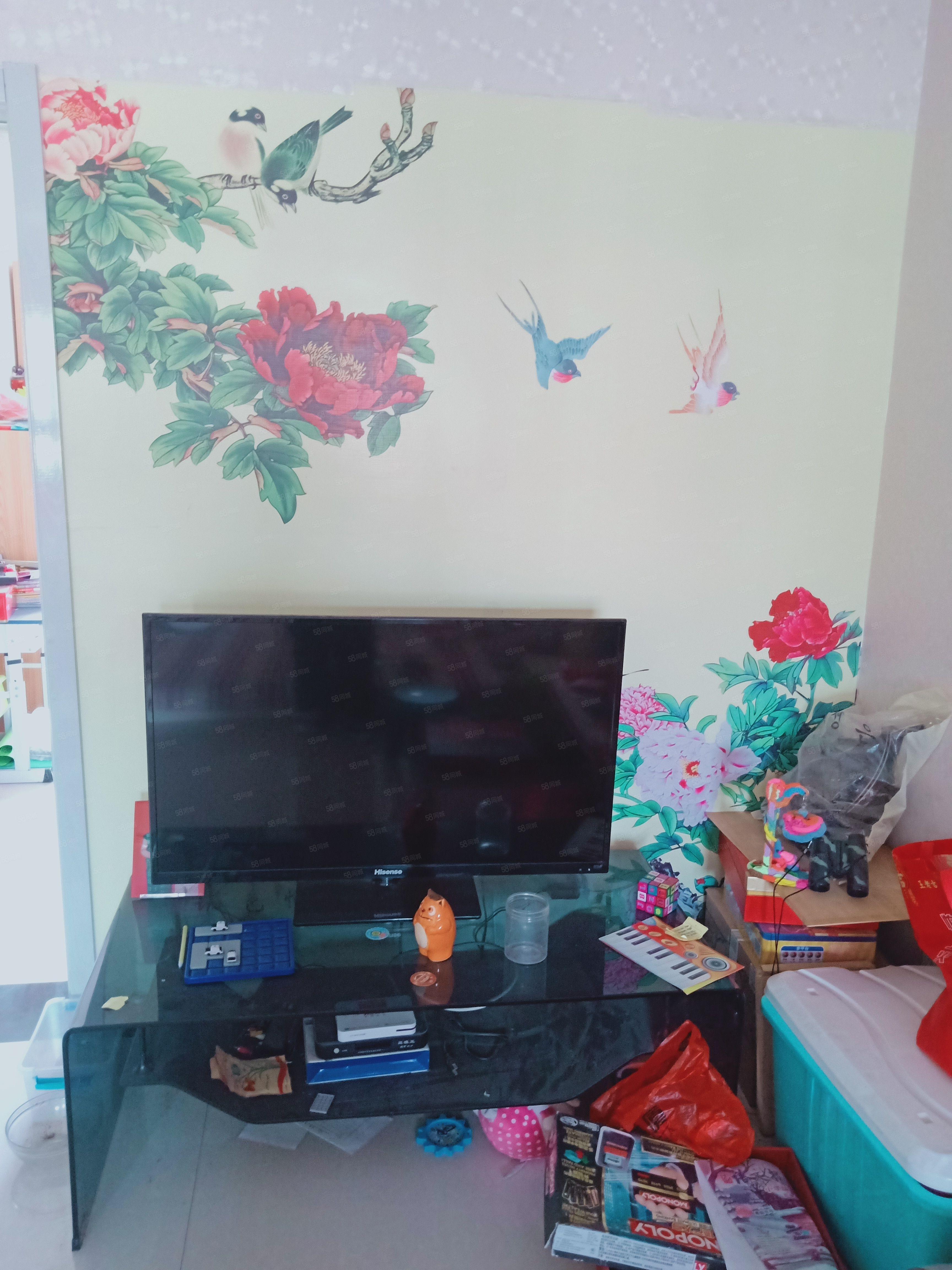 急售家和苑精裝修,家具家電全帶,大紅本帶地下室
