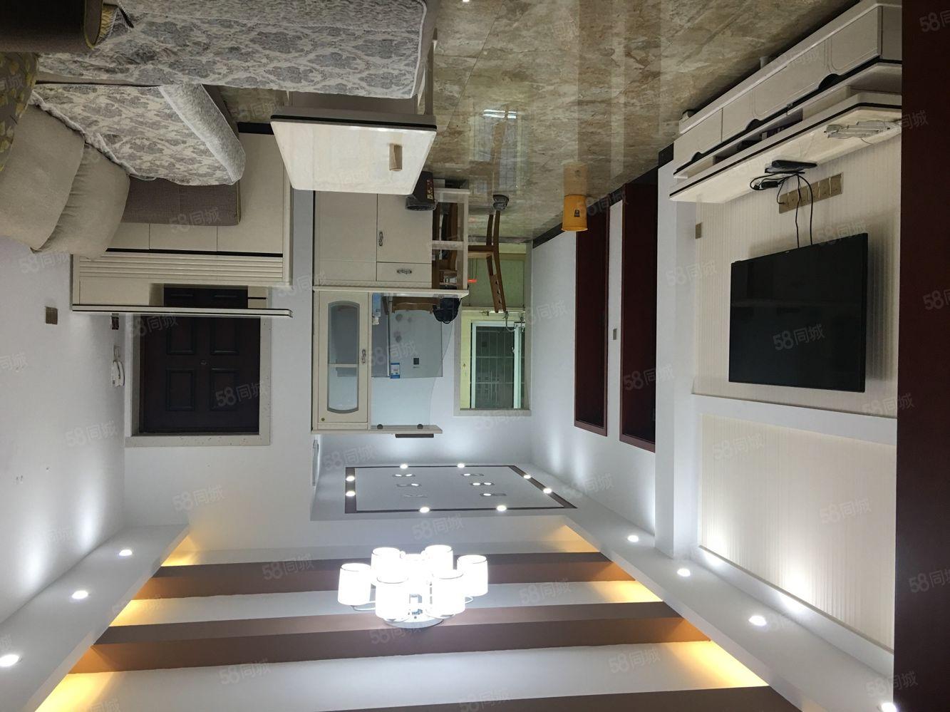 泸县康桥实验学校旁,精装多层2楼2室2厅2卫
