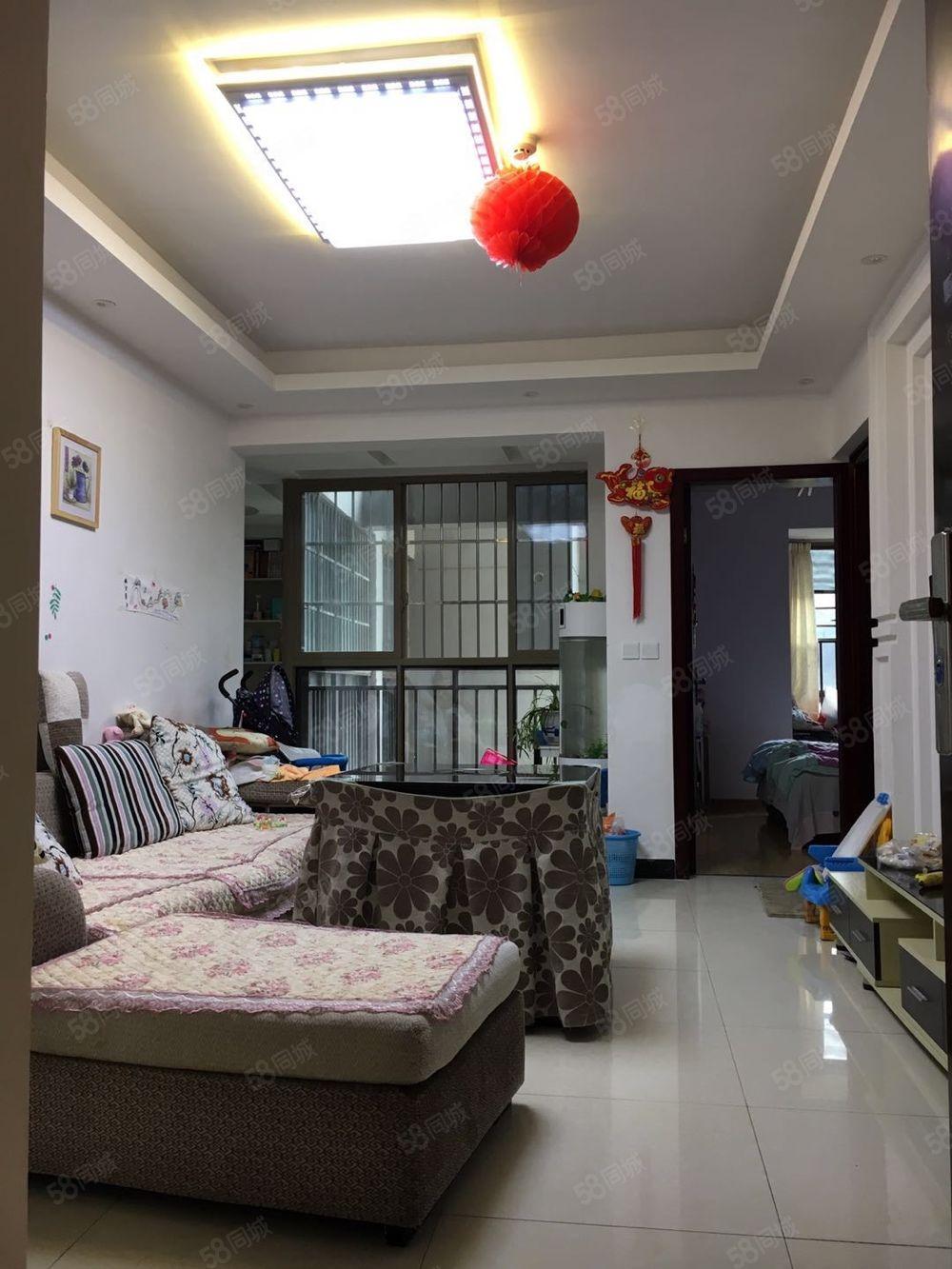 U区精装修小三室只要53万,交通便利学期房67.76平