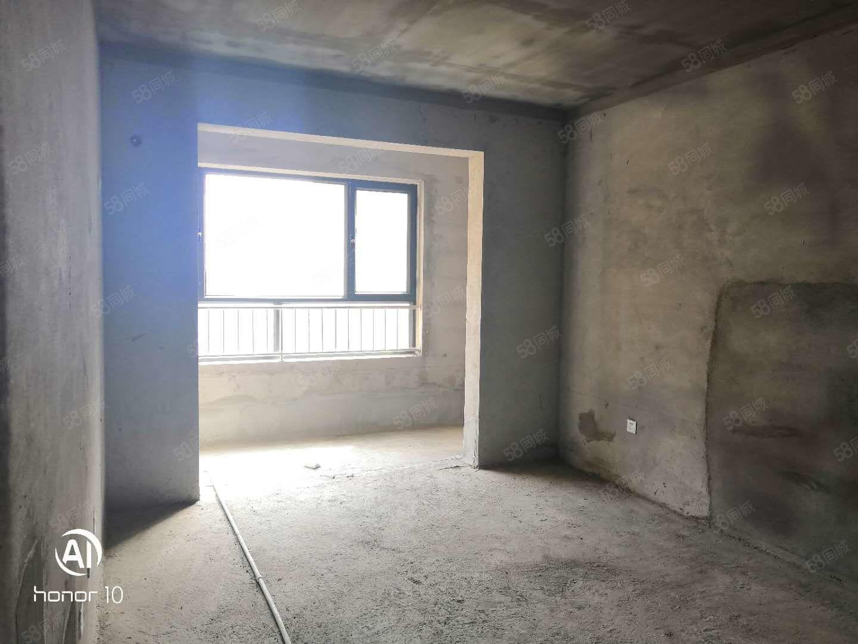 京科龙湾3室2厅114平米毛坯含费53万