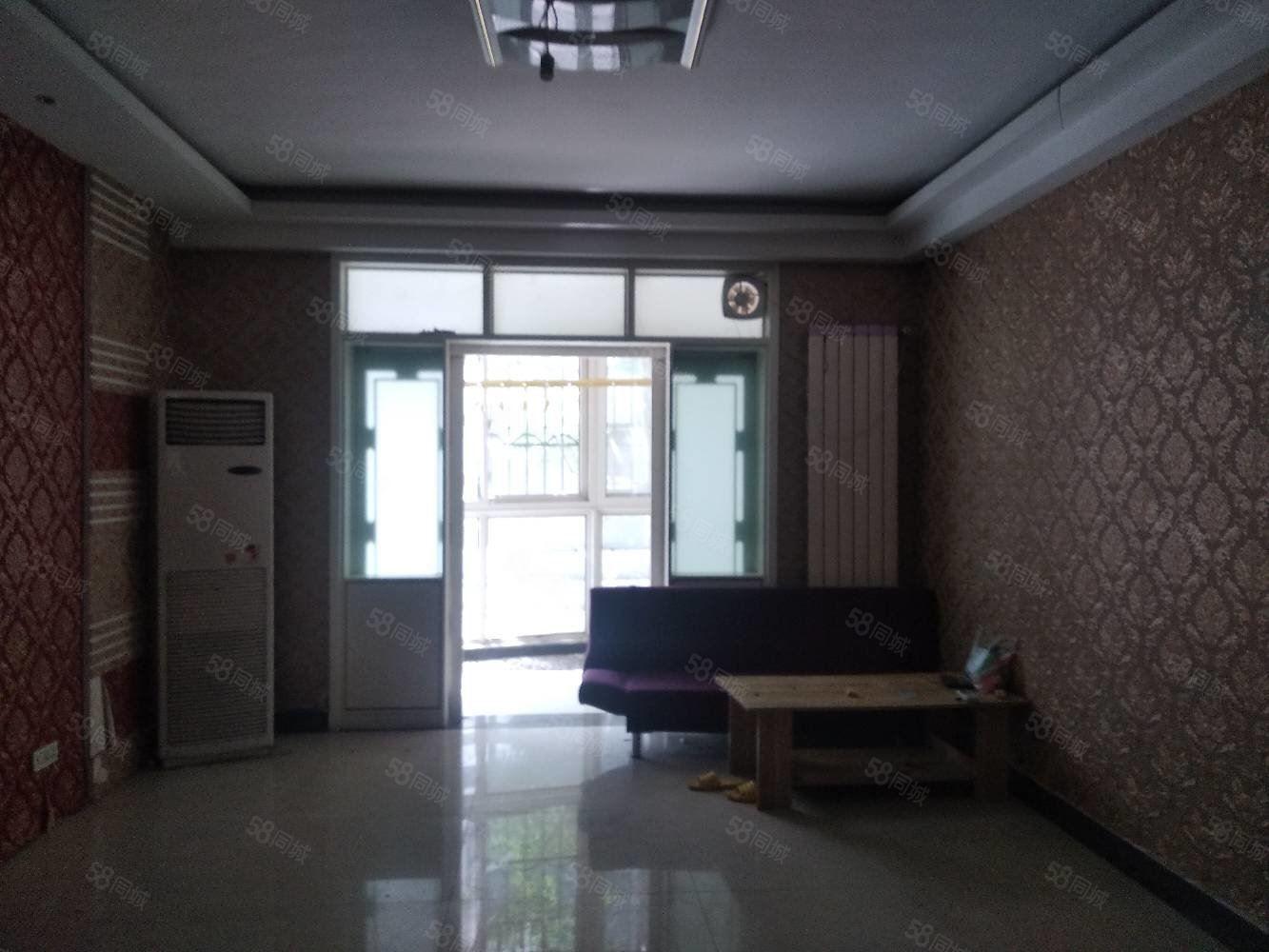 南環路新華路明珠城市花園1樓3室2廳2衛135平有暖有證