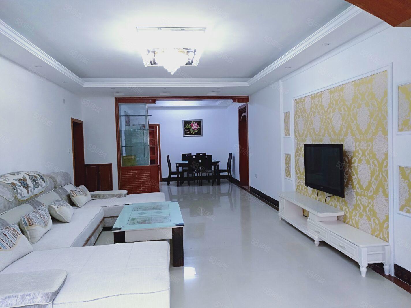 玉泉街農行2樓3室2廳2衛134平米單價才3千多一平米