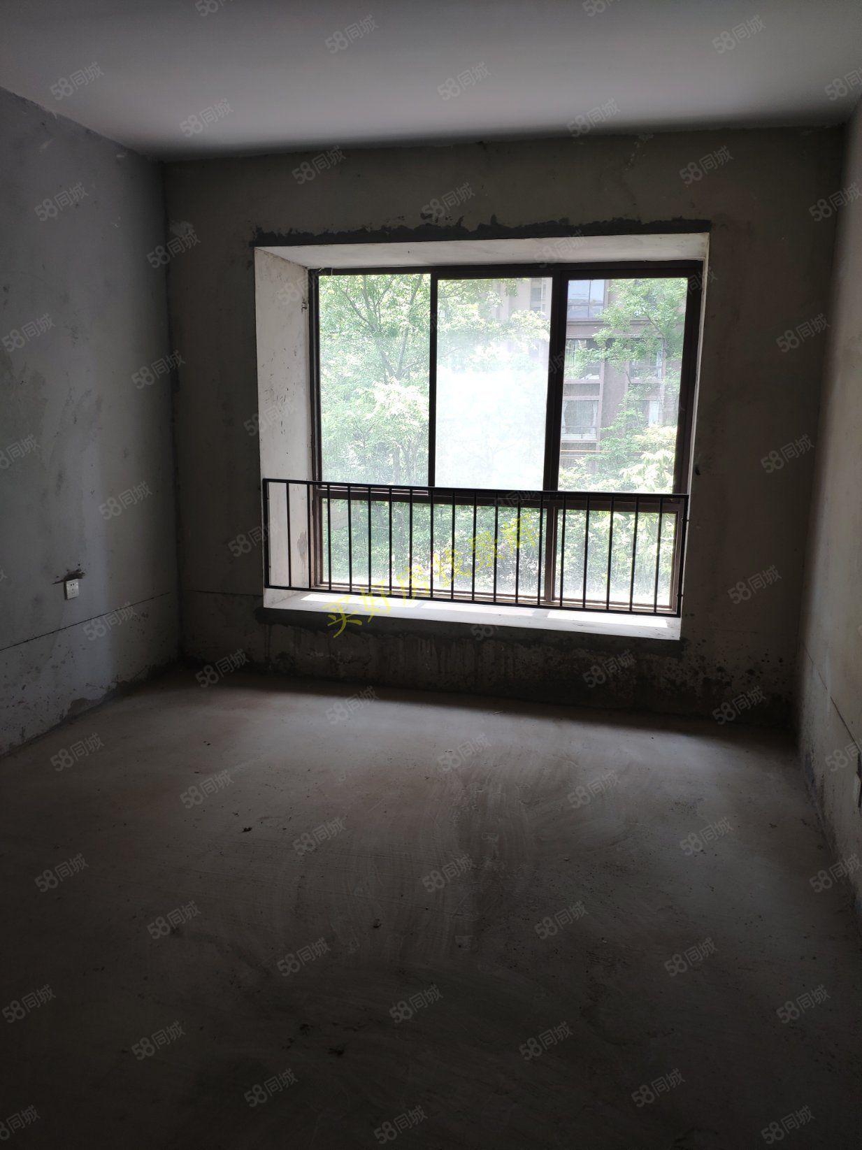 汉水名城紫薇公馆143,带露台,3室2厅2卫毛坯南北通透