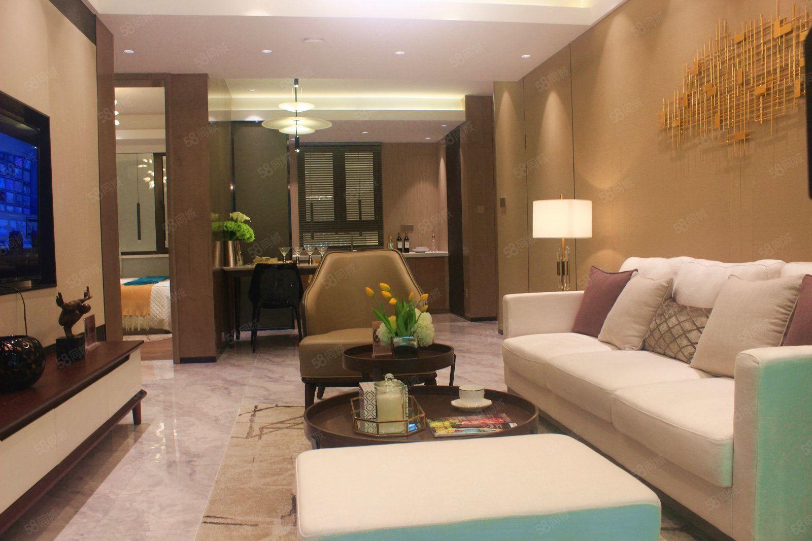 南京78平小面积住宅一成首付可落户即可拥有南京住宅