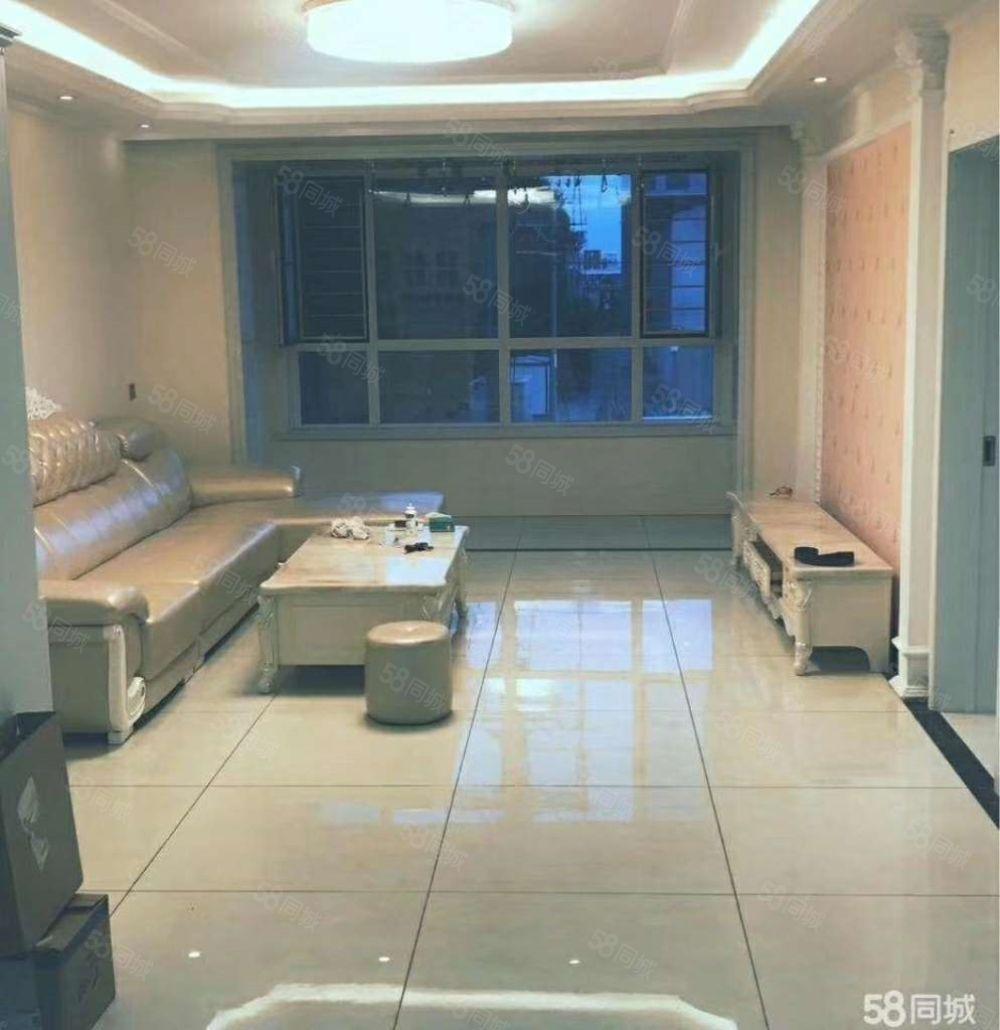百佳錦華超市附近2樓100平精裝拎包入住2室1廳