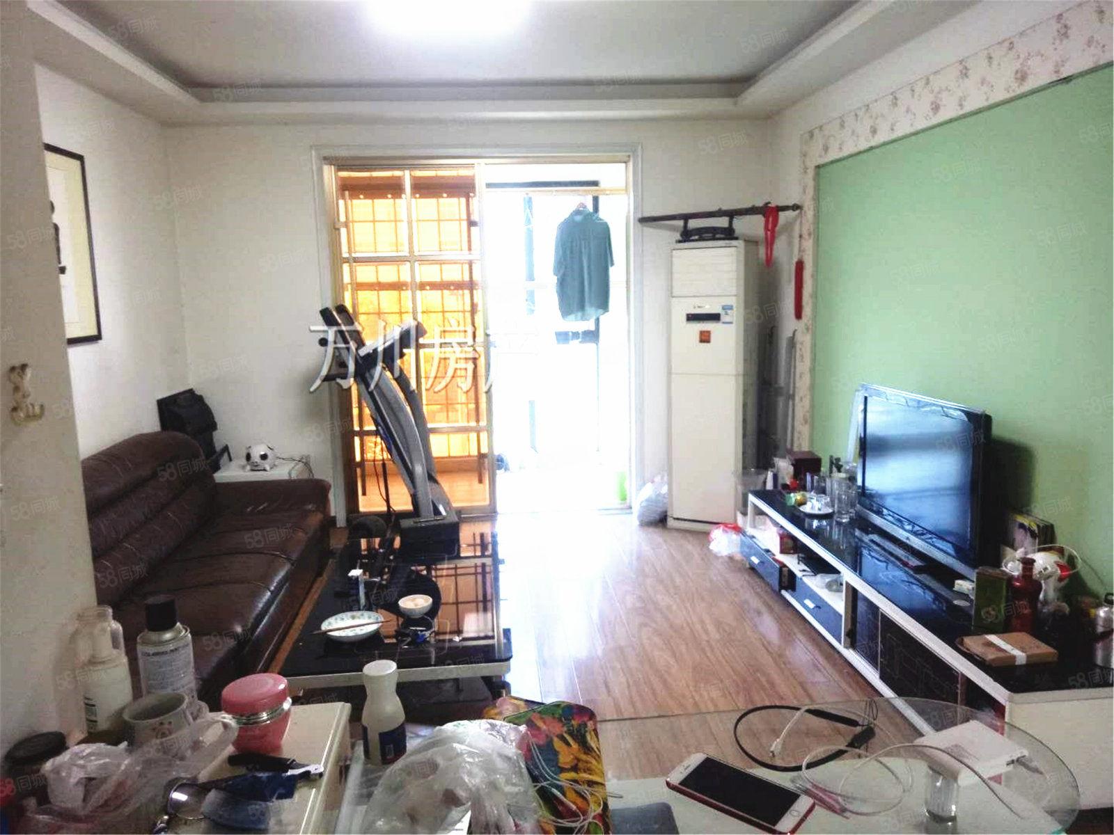 九天城茗院105平精裝三室有證送10平儲藏室