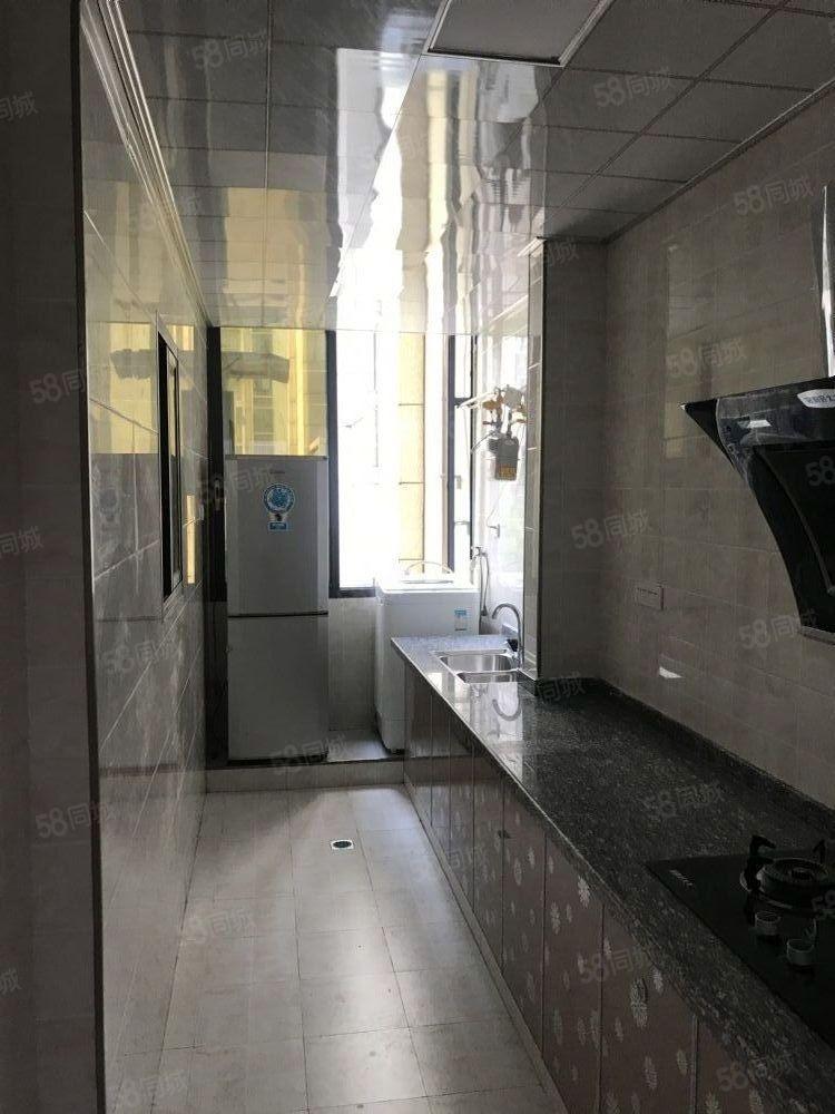 恒陽瑞景城,急租,東南片區,精裝修2室,家具家電齊全。