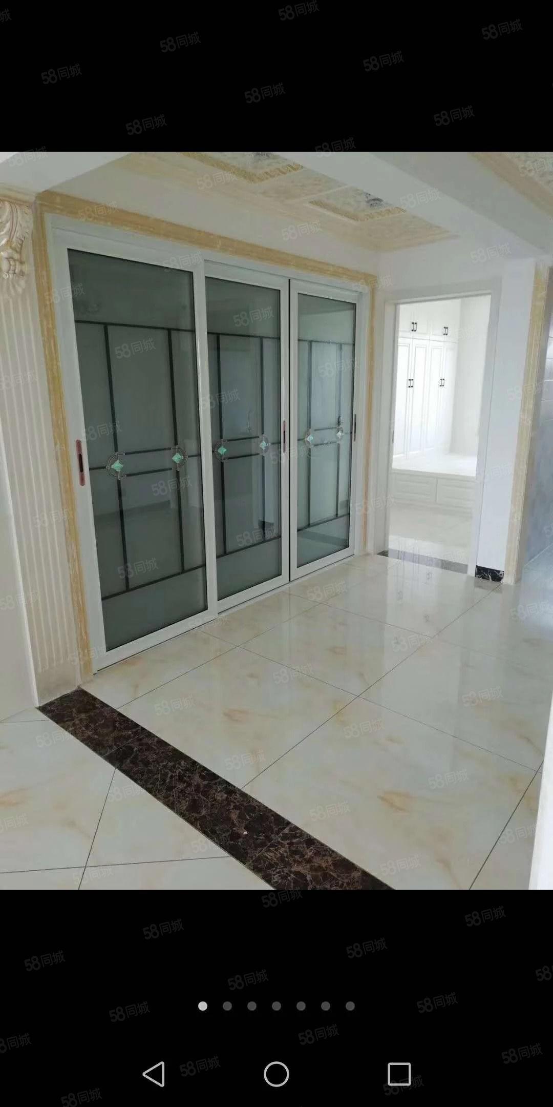 电梯新小区地热楼20层90平南北通透婚房首付19万