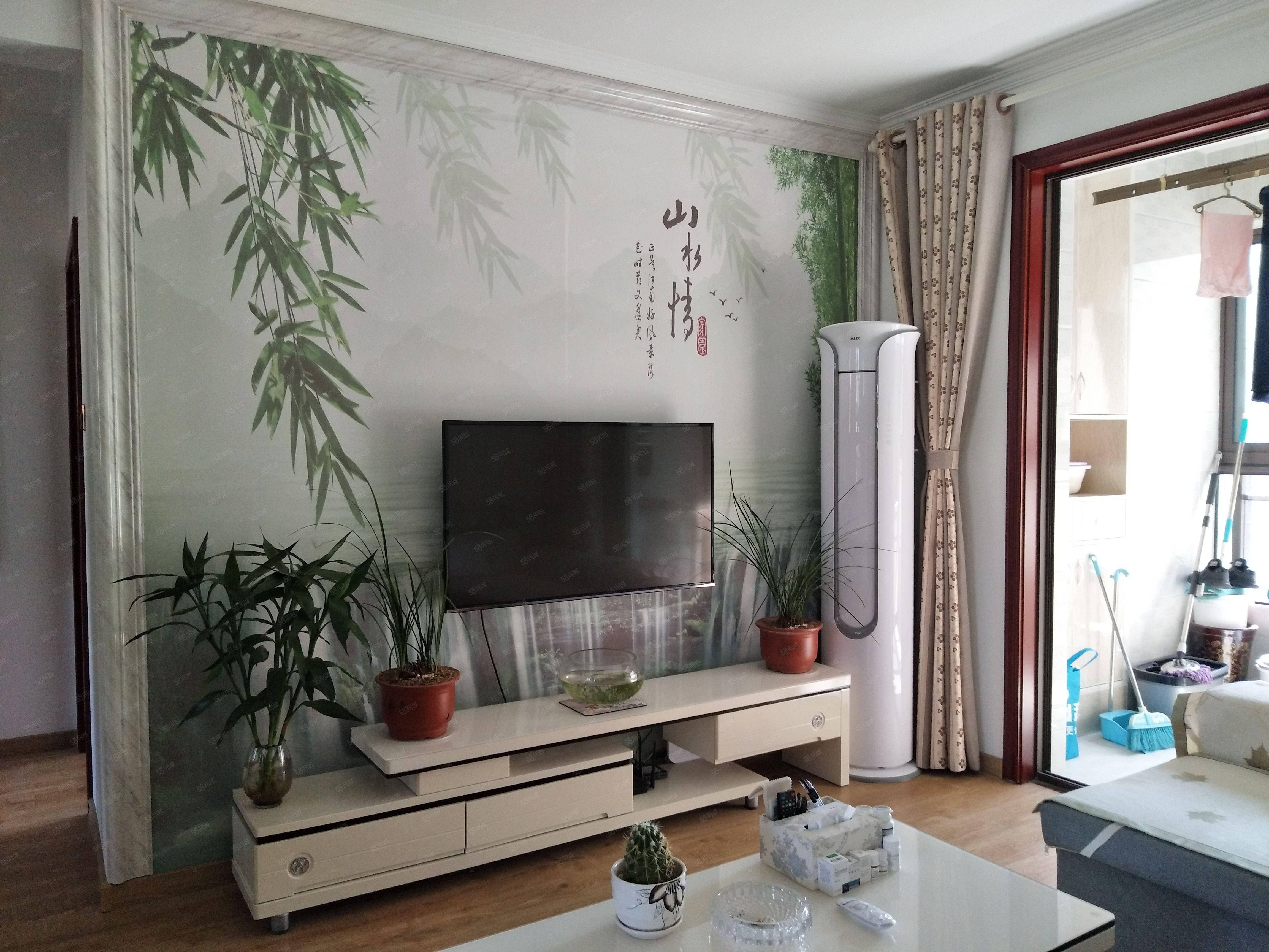 华侨城枫园婚房装修小区前排好楼层配上好采光你值得拥有!