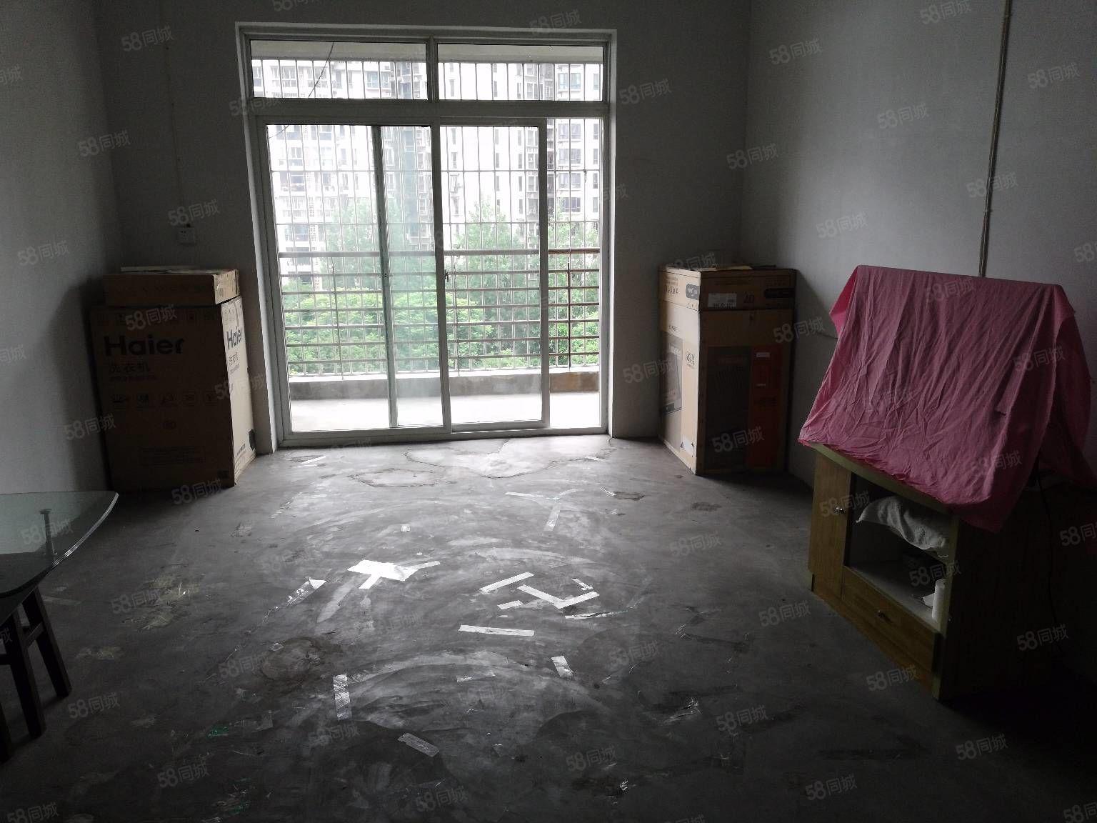 城西标准2房2厅2卫低楼层出售