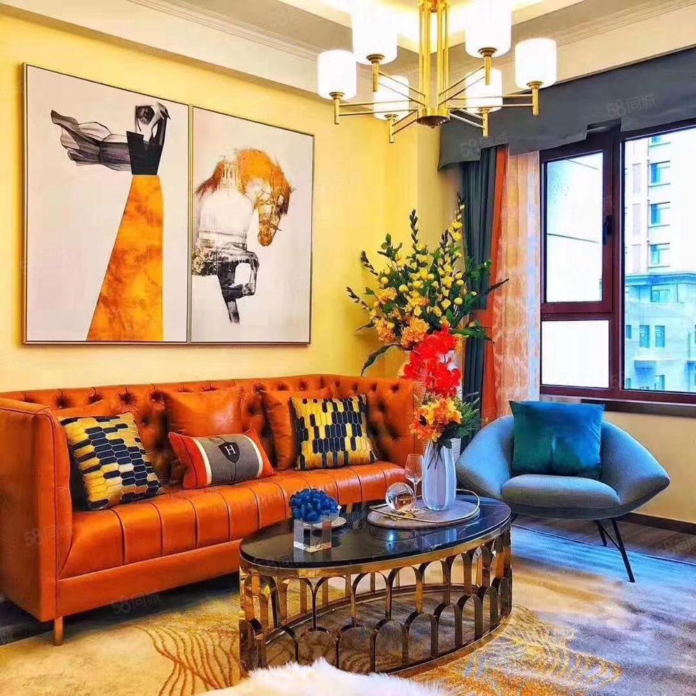 尚豪国际城低首付写字楼五证齐全现房公园对面安个家
