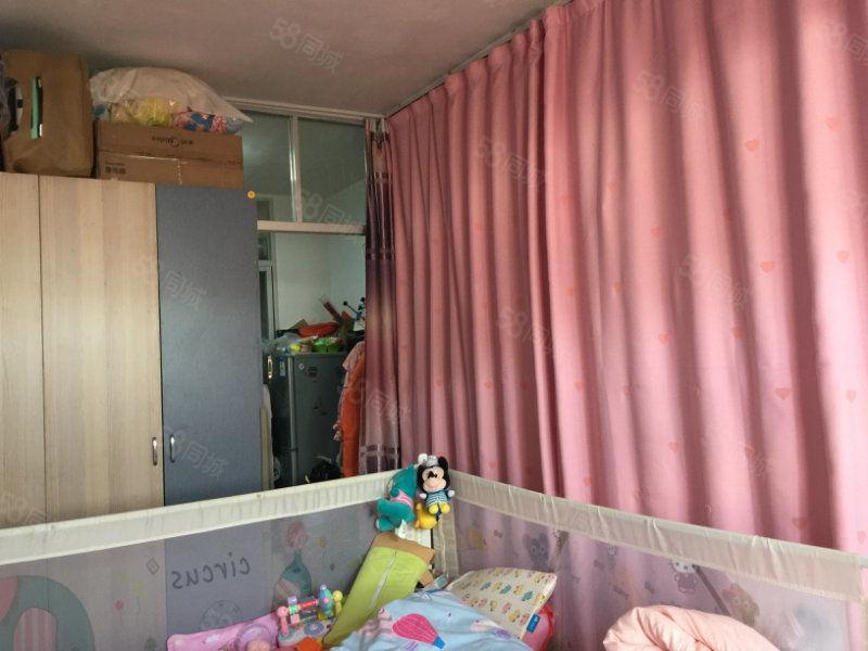 鑫隆城附小十中划片2013年电梯房41平朝南中装单身公寓