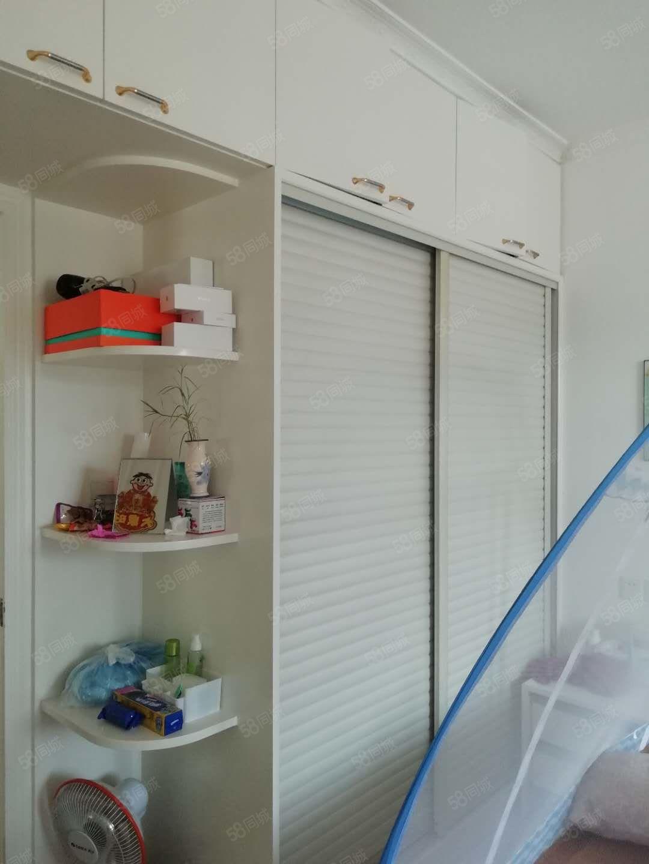 淮浦小區多層二樓兩室精裝修送車庫滿五唯一可按揭有學位