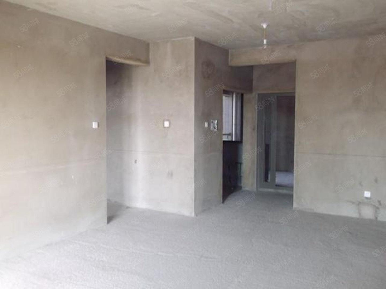 温泉小区,电梯洋房,两室对卧,全款毛坯