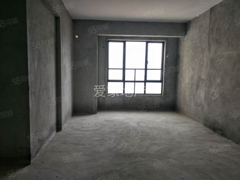 阳东广雅学校学位房120平方毛坯房送两车位南北对流