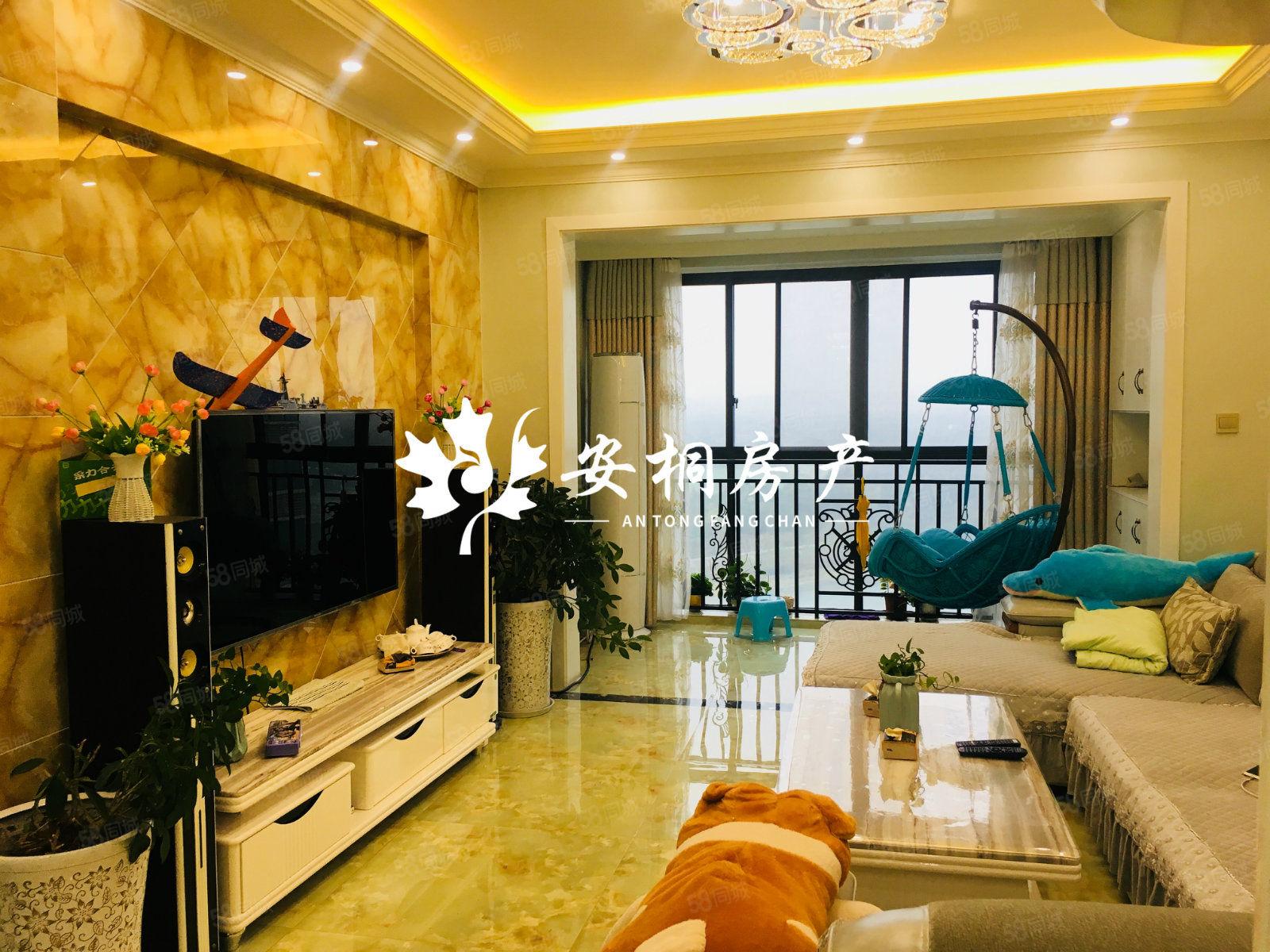上林西江精装套三双卫拎包入住品质小区