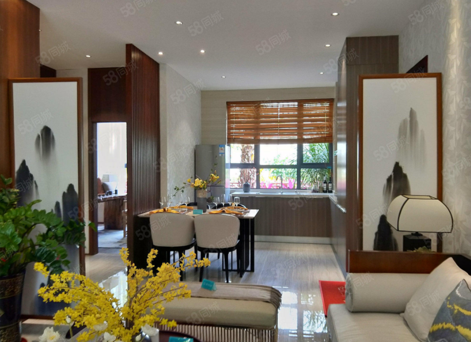 清水湾|智汇城拎包入住,70年产权,纯板设计,外地可买