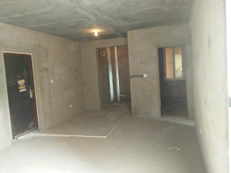 瑞星花园3室2厅1卫10楼共34层毛坯房113平方全款有证