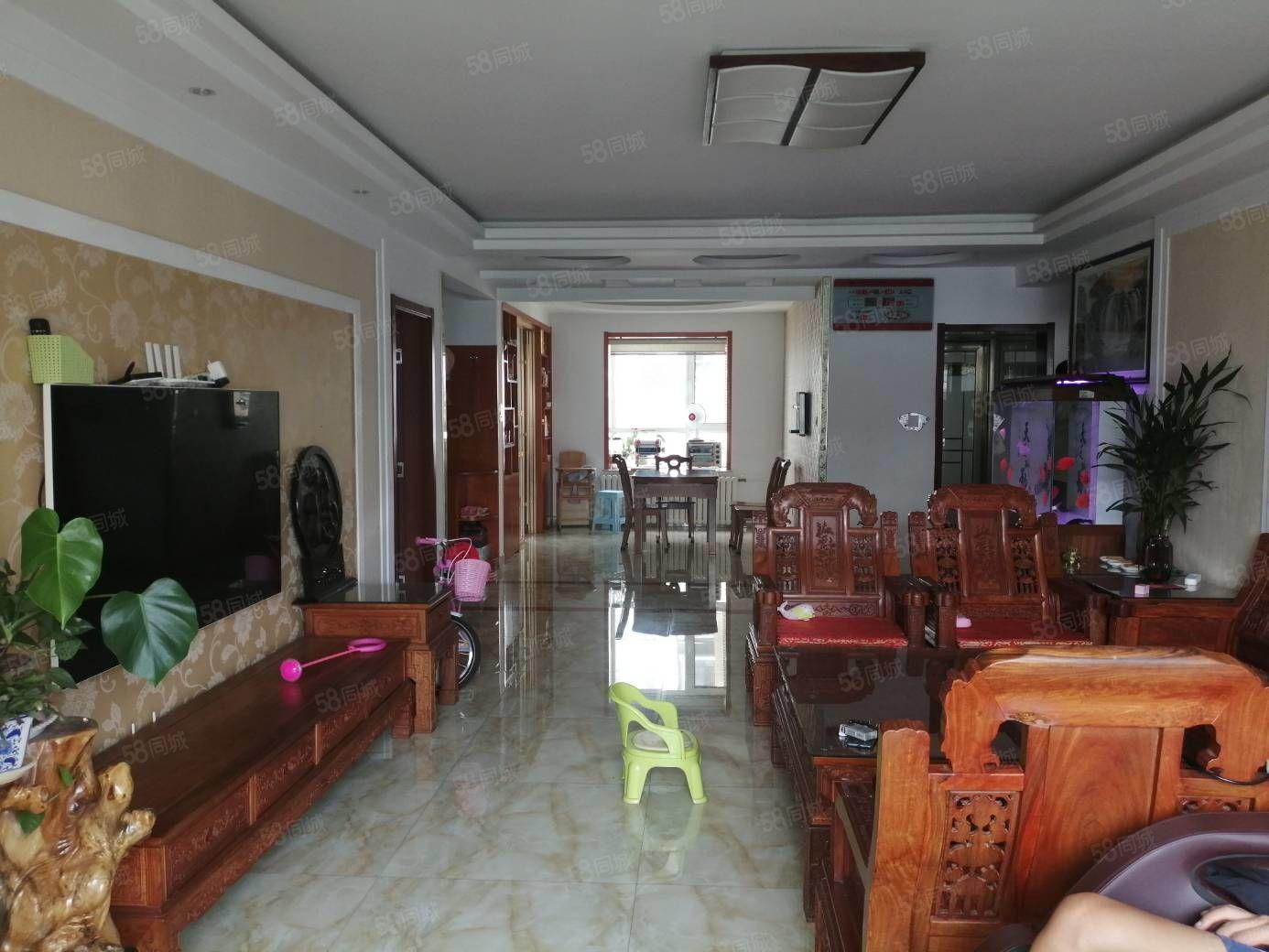 臨朐中學學區房電梯洋房南北通透超大客廳臥室無稅
