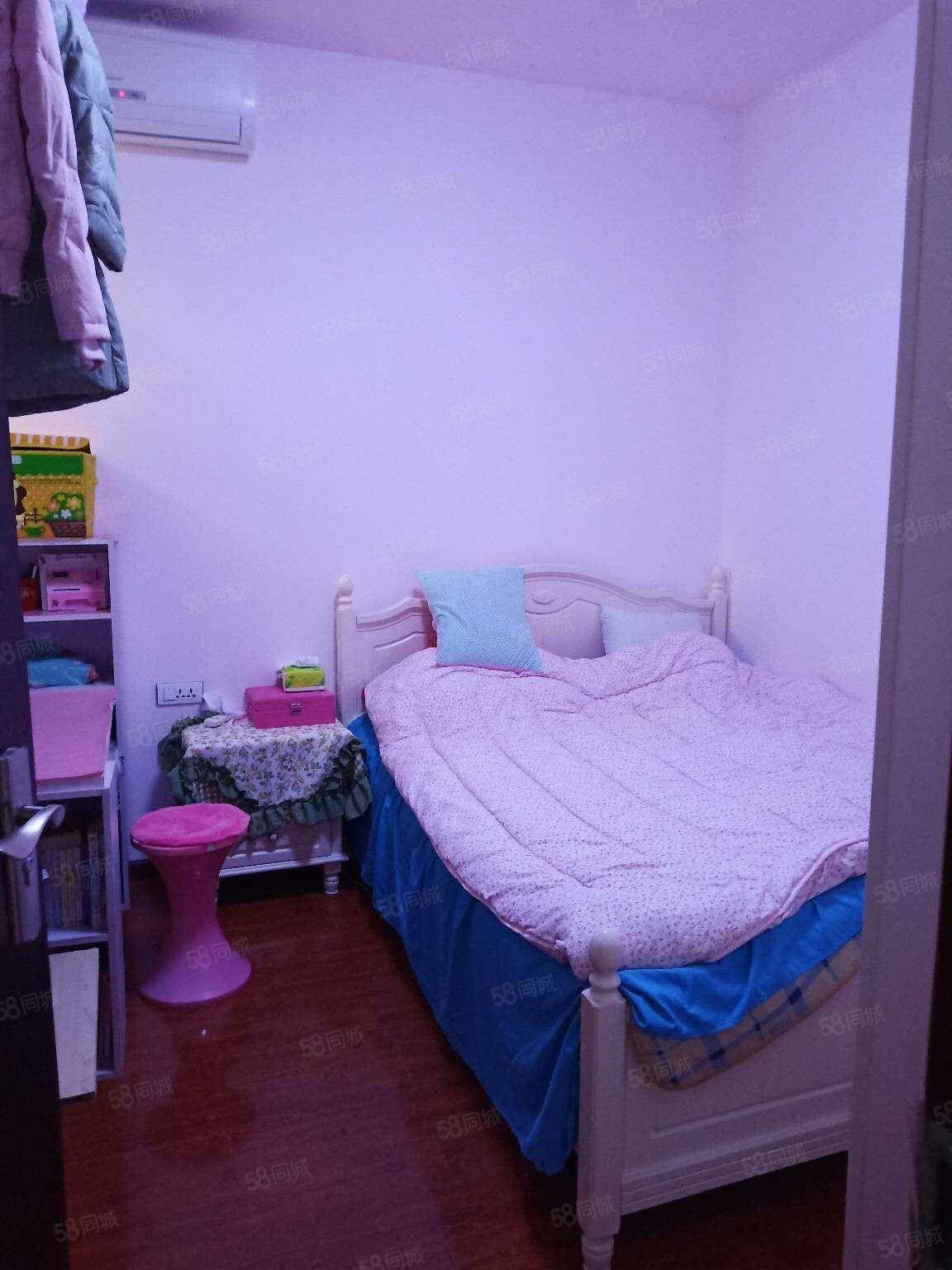 紫荆花园丶小户型电梯房,49平米,中装一室一厅一卫,啊