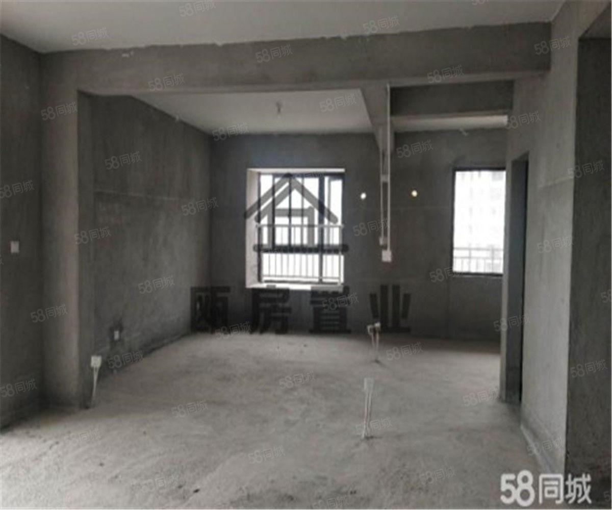 凯旋城电梯高层3居室户型方正南北通透阳光充足