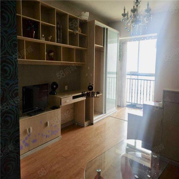 阳光公寓市中心繁华地段温馨小公寓带电视家具临近悦城